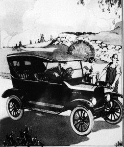 picture of a model T