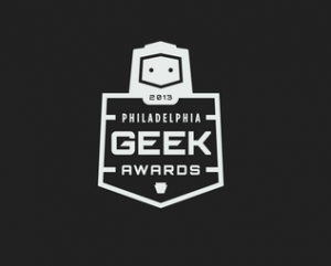 Philadelphia Geek Awards logo